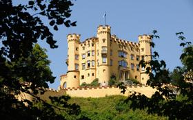 Hohenschwangau Castle